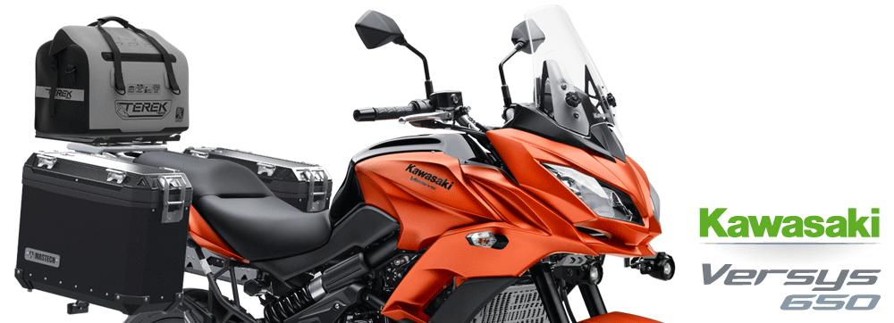 Kawasaki Versys 650 New