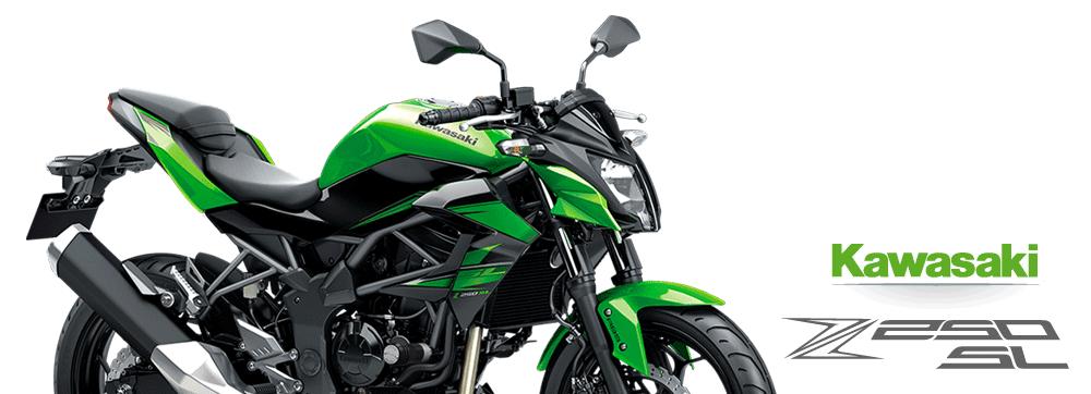 Kawasaki Z250 SL Mono