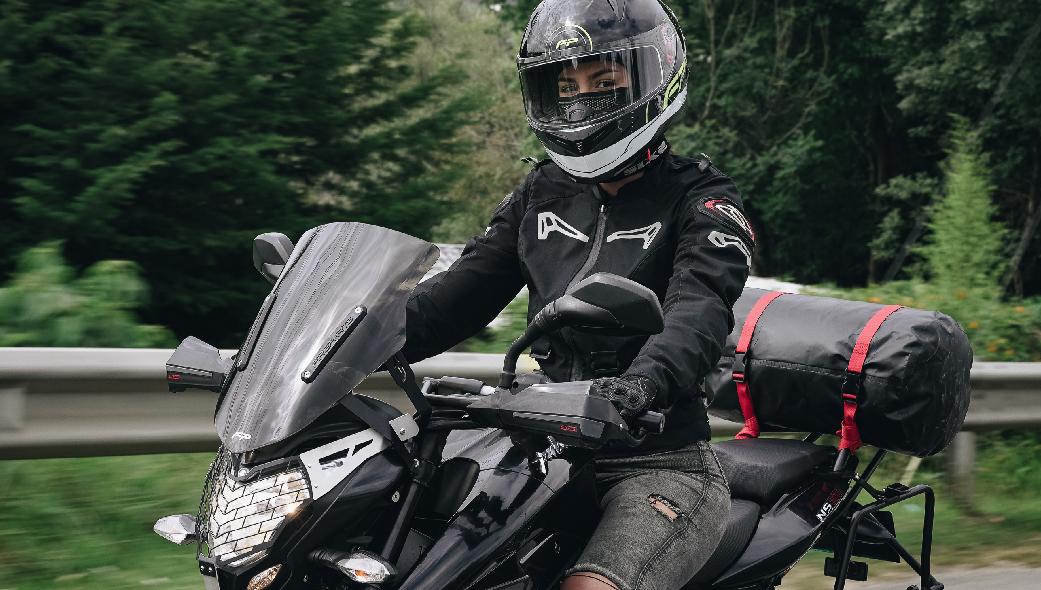 Las Ganas de Viajar en Moto